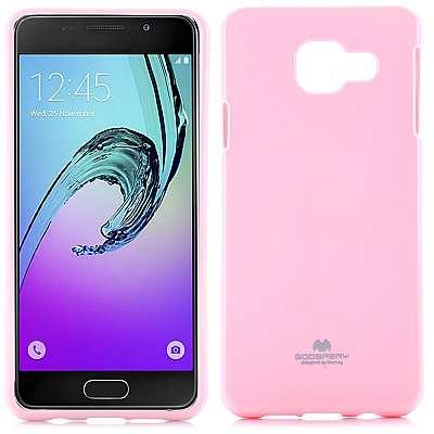 Ovitek TPU Goospery (svetlo roza) za Samsung Galaxy A3 2016