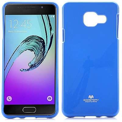 Ovitek TPU Goospery (moder) za Samsung Galaxy A3 2016