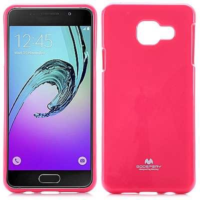 Ovitek TPU Goospery (roza) za Samsung Galaxy A3 2016