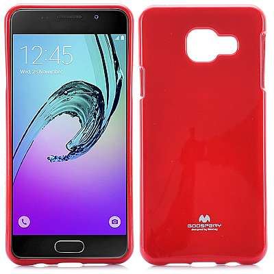 Ovitek TPU Goospery (rdeč) za Samsung Galaxy A3 2016