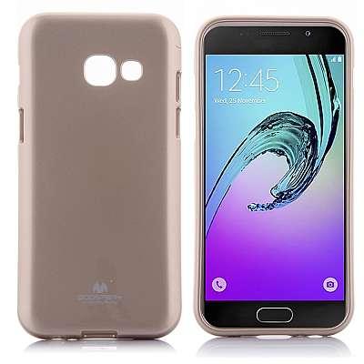 Ovitek TPU Goospery (Brown) za Samsung Galaxy A3 2017