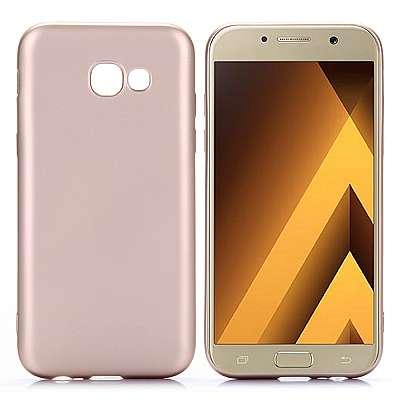 Ovitek TPU (zlat) za Samsung Galaxy A5 2017