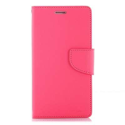 Preklopni ovitek Goospery (roza) za Samsung Galaxy S5