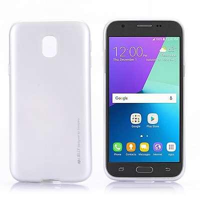 Ovitek TPU Goospery (bel) za Samsung Galaxy J3 2017