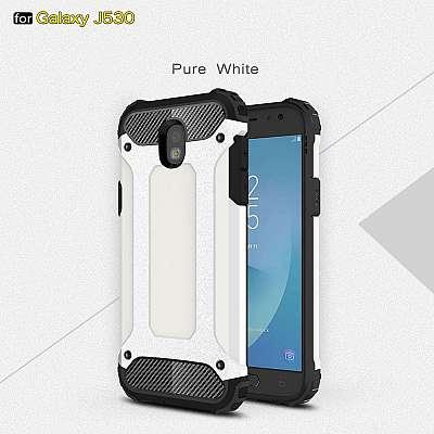 Ovitek Rugged X (Bel) za Samsung Galaxy J5 (2017)