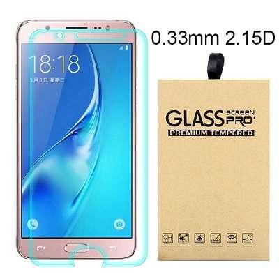 Kaljeno zaščitno steklo za Samsung Galaxy J7