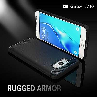 Ovitek TPU (moder) za Samsung Galaxy J5 2016