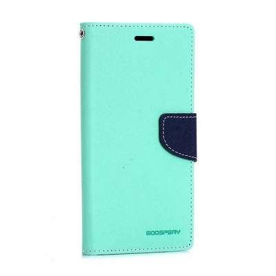 Preklopni ovitek Goospery (turkizen) za Samsung Galaxy S6 Edge Plus