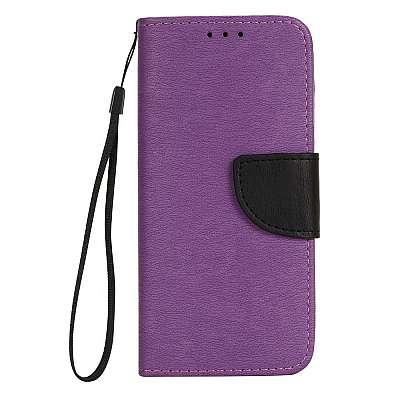 Preklopni ovitek (vijoličen) za Samsung Galaxy S8 Plus