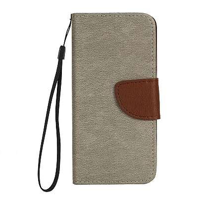 Preklopni ovitek (siv) za Samsung Galaxy S8 Plus