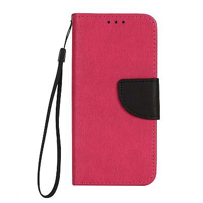 Preklopni ovitek Business (pink) za Samsung Galaxy S8 Plus