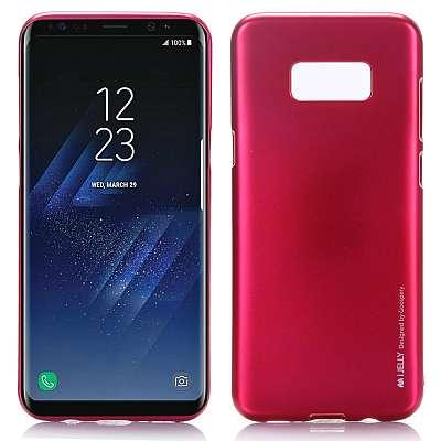 Ovitek TPU Goospery (vijoličen) za Samsung Galaxy S8