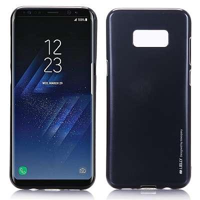Ovitek TPU Goospery (črn) za Samsung Galaxy S8