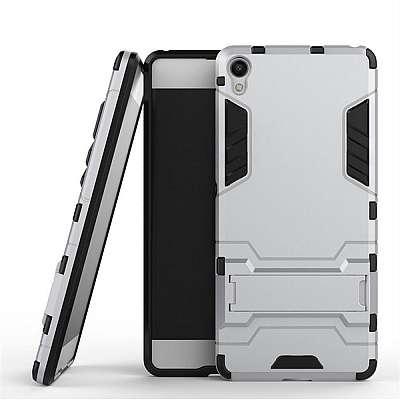 Ovitek Impact X (svetlo siv) za Sony Xperia XA