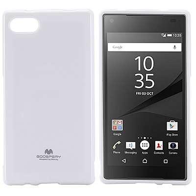 Ovitek Goospery (bel) za Sony Xperia Z5 Compact