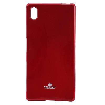 Ovitek TPU Goosperyn (rdeč) za Sony Xperia Z5