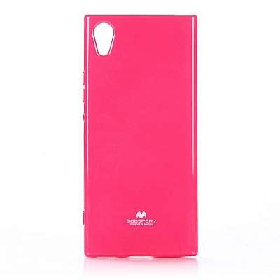 Ovitek TPU Goospery (roza) za Sony Xperia XA1