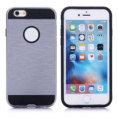 Ovitek hard cover (siv) za iPhone 6 Plus /6s Plus