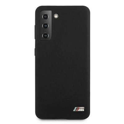 Originalen ovitek BMW (black) M collection za Samsung Galaxy S21 Plus