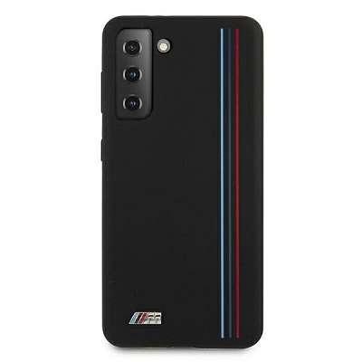 Originalen ovitek BMW (black) M collection za Samsung Galaxy S21