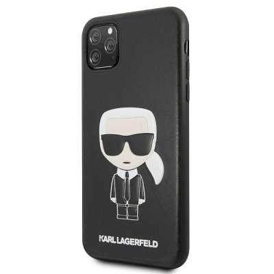 Original ovitek Karl Lagerfeld (black classic) za iPhone 11 ProMax
