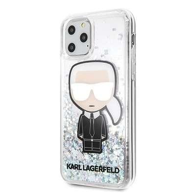 Original ovitek Karl Lagerfeld (sparkle) za iPhone 11 ProMax