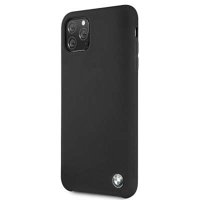 Originalen ovitek BMW (black) Silicone type za iPhone 11 Pro Max