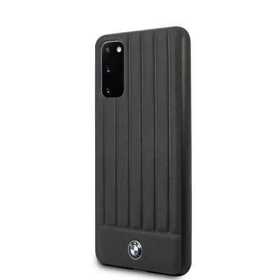 Originalen ovitek BMW (black) BMW za Samsung Galaxy S20