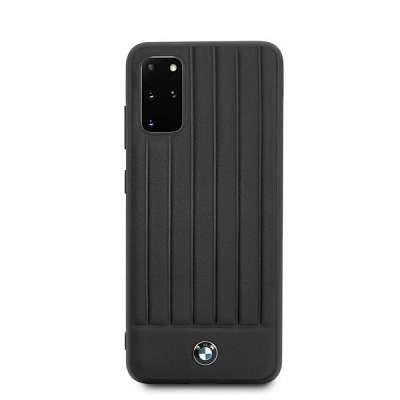 Originalen ovitek BMW (black) silicone za Samsung Galaxy S20 Plus