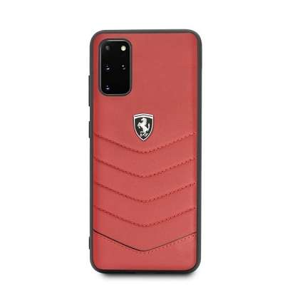 Originalen ovitek FERRARI (red) Heritage za Samsung Galaxy S20 Plus