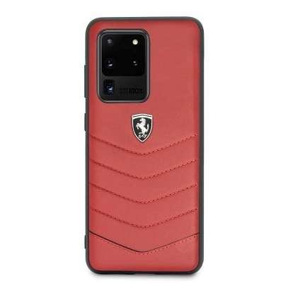 Originalen ovitek FERRARI (red) Lines za Samsung Galaxy S20 Ultra