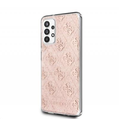 Originalen ovitek GUESS (rose) za Samsung Galaxy A32 5G