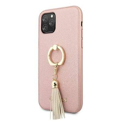 Originalen ovitek GUESS (pink) za iPhone 11 Pro