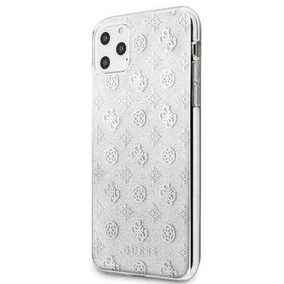 Originalen ovitek GUESS (grey) za iPhone 11 ProMax