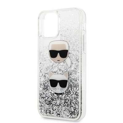 Original ovitek Karl Lagerfield (sparkle) za iPhone 11 Pro