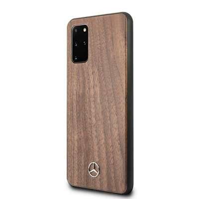 Originalen ovitek MERCEDES (brown) lines za Samsung Galaxy S20 Plus