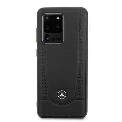 Originalen ovitek MERCEDES (black) Urban line za Samsung Galaxy S20 Ultra