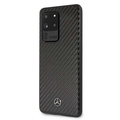 Originalen ovitek MERCEDES (black) Dynamic za Samsung Galaxy S20 Ultra