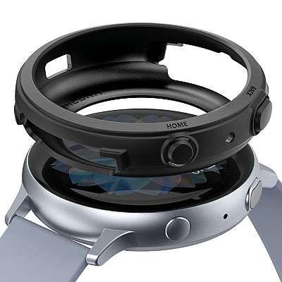 Zaščita za uro Ringke (black) za Air Sports Galaxy Active