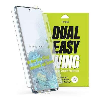 Zaščitna folija Ringke za Samsung Galaxy S20