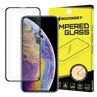 Premium zaščitno steklo 3D Wozinsky za iPhone X/XS/11 Pro