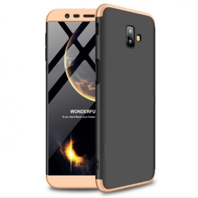 Ovitek 360 (Gold) za Galaxy J6 2018 Plus
