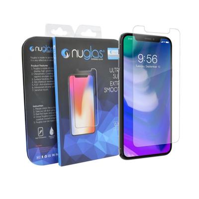 Kaljeno zaščitno steklo Nuglas za iPhone 12/12Pro