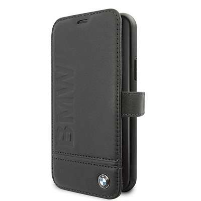 Originalen preklopni ovitek BMW (Signature Collection) za iPhone 11