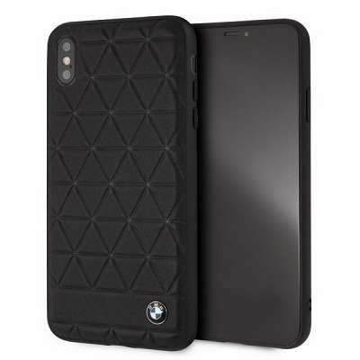 Originalen ovitek BMW (Hexagon Collection) za iPhone XS Max