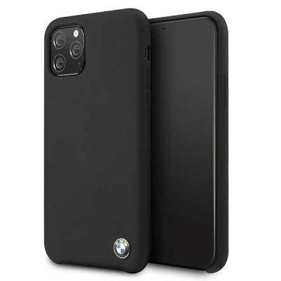 Originalen ovitek BMW (black) za iPhone 11 Pro
