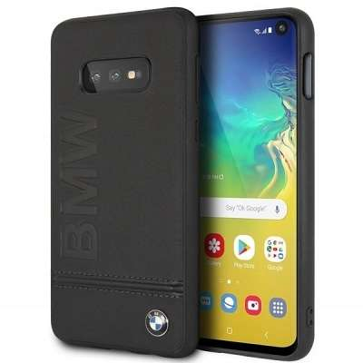 Originalen ovitek BMW (Logo Signature Collection) za Samsung Galaxy S10e