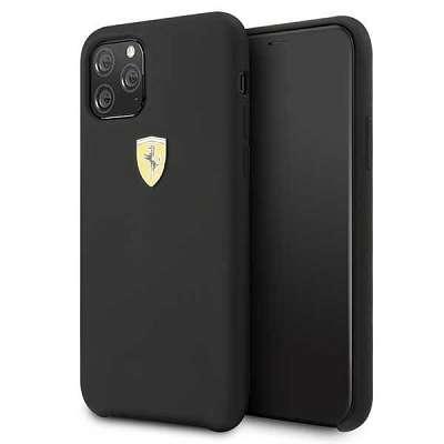 Originalen ovitek Ferrari (Black) za iPhone 11 Pro