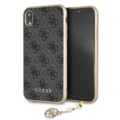 Originalen ovitek Guess (Charms Collection) za iPhone XR