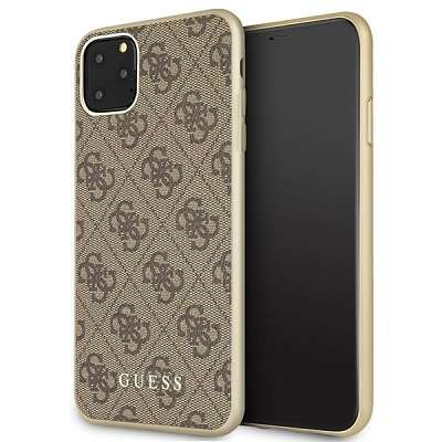 Originalen ovitek Guess (4G Collection) za iPhone 11 Pro Max